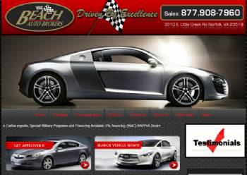 Southeastern Auto Brokers >> Beach Auto Brokers - Automobile Dealers Used by Hampton ...