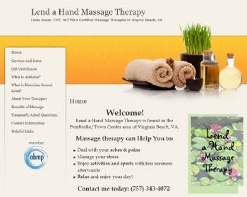 Lend a Hand Massage Therapy