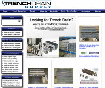 Trench Drain Supply