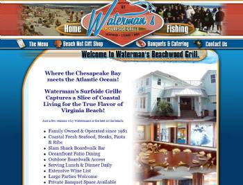 Watermans Beachwood Grill
